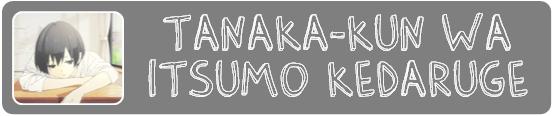 Tanaka kun